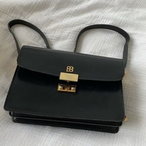 Vintage Black Balenciaga Bag